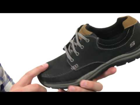 SKECHERS Relaxed Fit Expected Orman SKU:8675175 YouTube