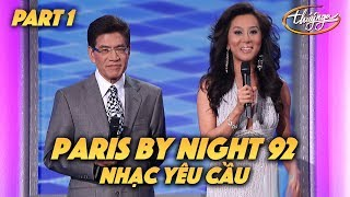 Paris By Night 92 : Nhạc Yêu Cầu Full HD