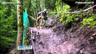 UCI MTB World Championships DHI 2011 Champery Switzerland Sam Hill RUN