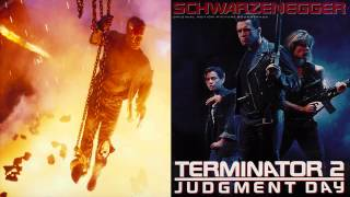 ♫ [1991] Terminator 2: Judgment Day | Brad Fiedel - 20 -