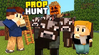 NEUES HIDE AND SEEK!! | Minecraft Prop Hunt