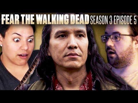 Fear the Walking Dead: Season 3 Episode 5 - Fan Reaction Compilation!