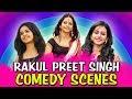 Rakul Preet Singh Comedy Scenes | South Indian Hindi Dubbed Best Comedy Scenes