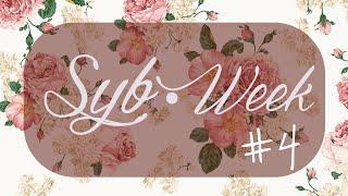 SYB•Week #4 ~ in ritardo. Thumbnail