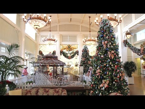 Christmas at Disney's Boardwalk, Beach & Yacht Club with AdamTheWoo!! (11.30.16)