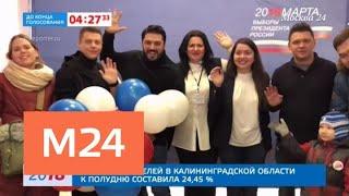 Смотреть видео Популярные музыканты призывали россиян выбрать будущее для своей страны - Москва 24 онлайн