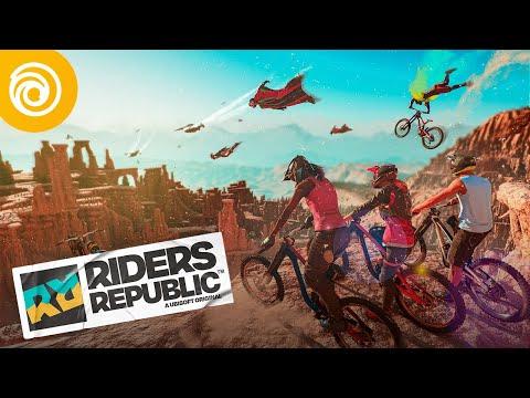 World Trailer   Riders Republic