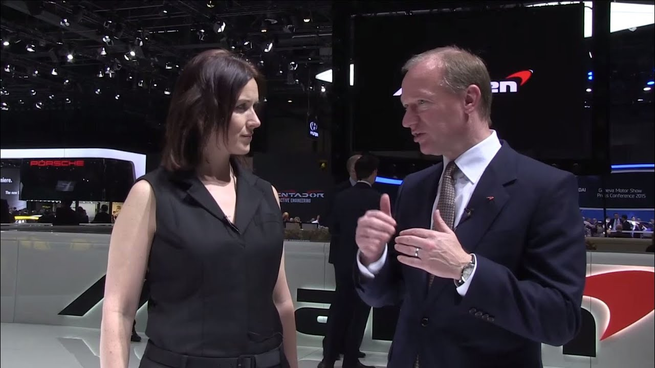 Analysis and Comment from the McLaren team - Geneva 2015