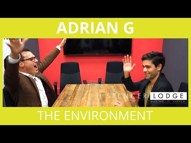 Adrian Grenier Interview - Whats The Real Cost Of An Ocean Cleanup?