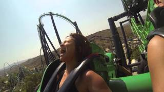 Green Lantern: First Flight [Six Flags Magic Mountain, Aug 20 2015]
