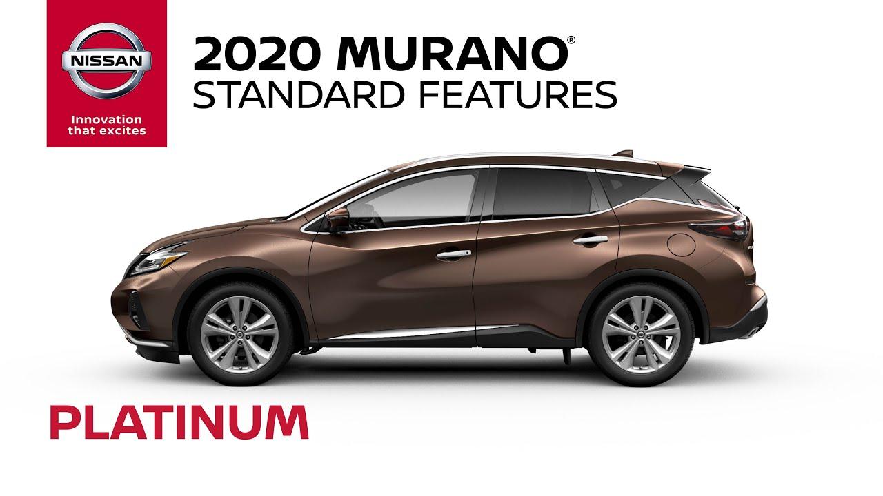 2020 Nissan Murano Platinum Walkaround & Review