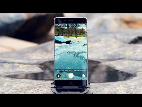 Das SCHÖNSTE SMARTPHONE 2017  - Nubia Z11 Review | TechFloyd