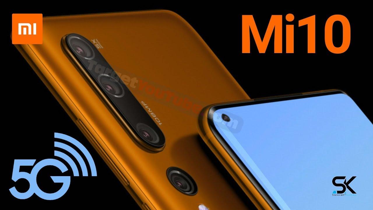 Xiaomi Mi 10 5G (2020) First Live Look!!!