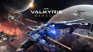 EVE: Valkyrie  –  Warzone - VR survival gameplay