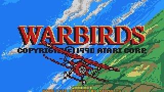 Atari Lynx Longplay [09] Warbirds