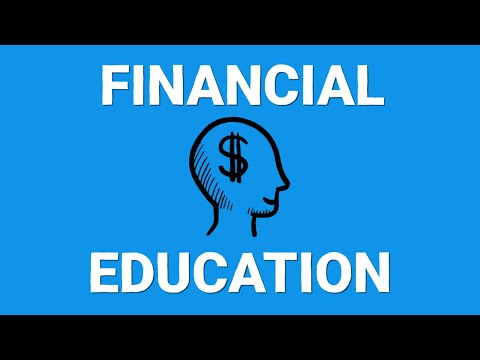 Financial Education - My Money Story