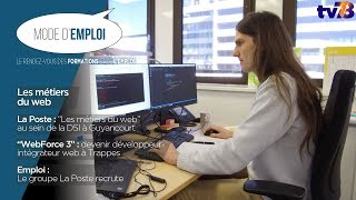 Mode d'emploi : les métiers d'internet