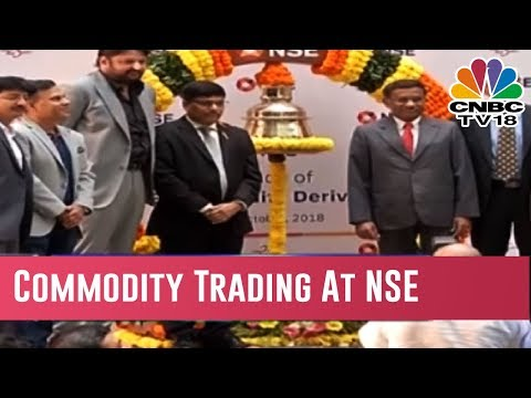 NSE Launches Commodity Derivatives Trading; Now Trade Gold Futures On Exchange Too