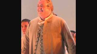 """Peter Rose, """"Leave me, loathsome light"""", Semele, Handel"""