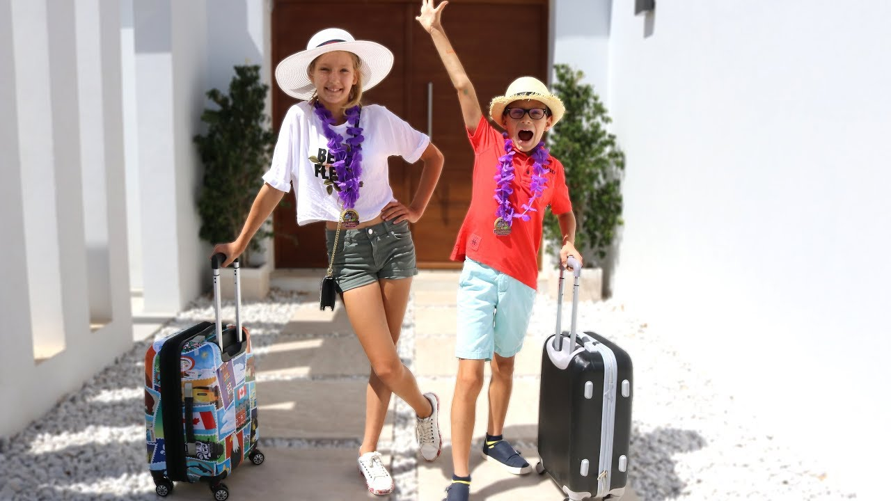 [VIDEO] - GOING ON SUMMER VACATION!!! 5