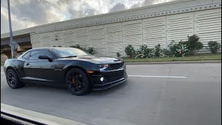 First Gear Pulls in a FBO CAMMED 5th Gen Camaro SS!!! (REVIEW)