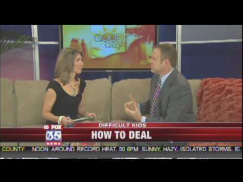 Parenting Tips ODD Oppositional Difficult Children or Teens | Video Orlando Counselor Jim West