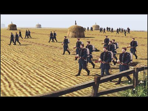 LANDWEHR - Battle of Empires: 1914-1918 Gameplay