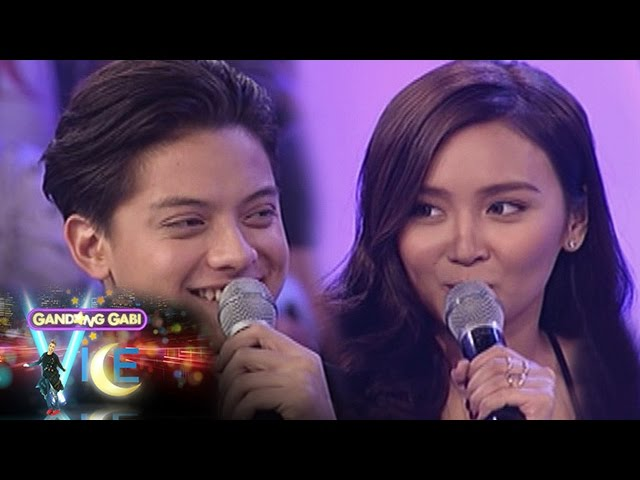 GGV: Did Kathryn & Daniel kiss each other off-cam?