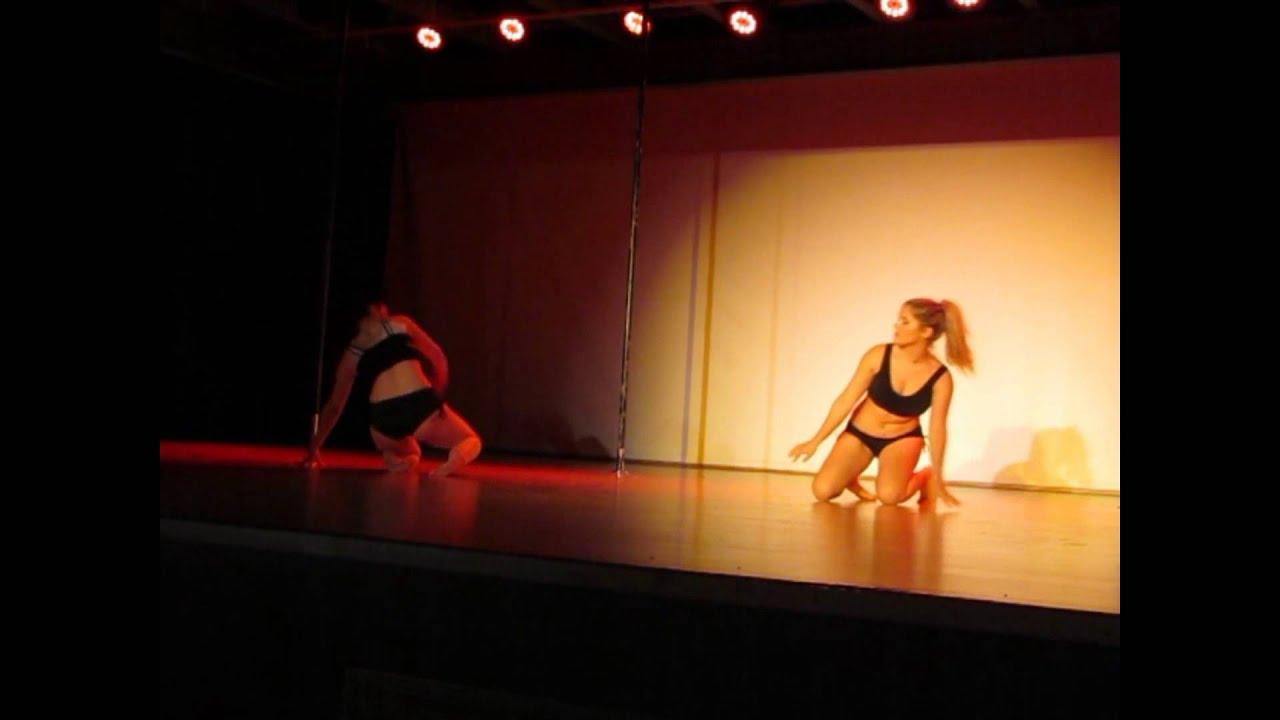 pole dance attitude   attitude dance studio   choreography anne-marie marinos