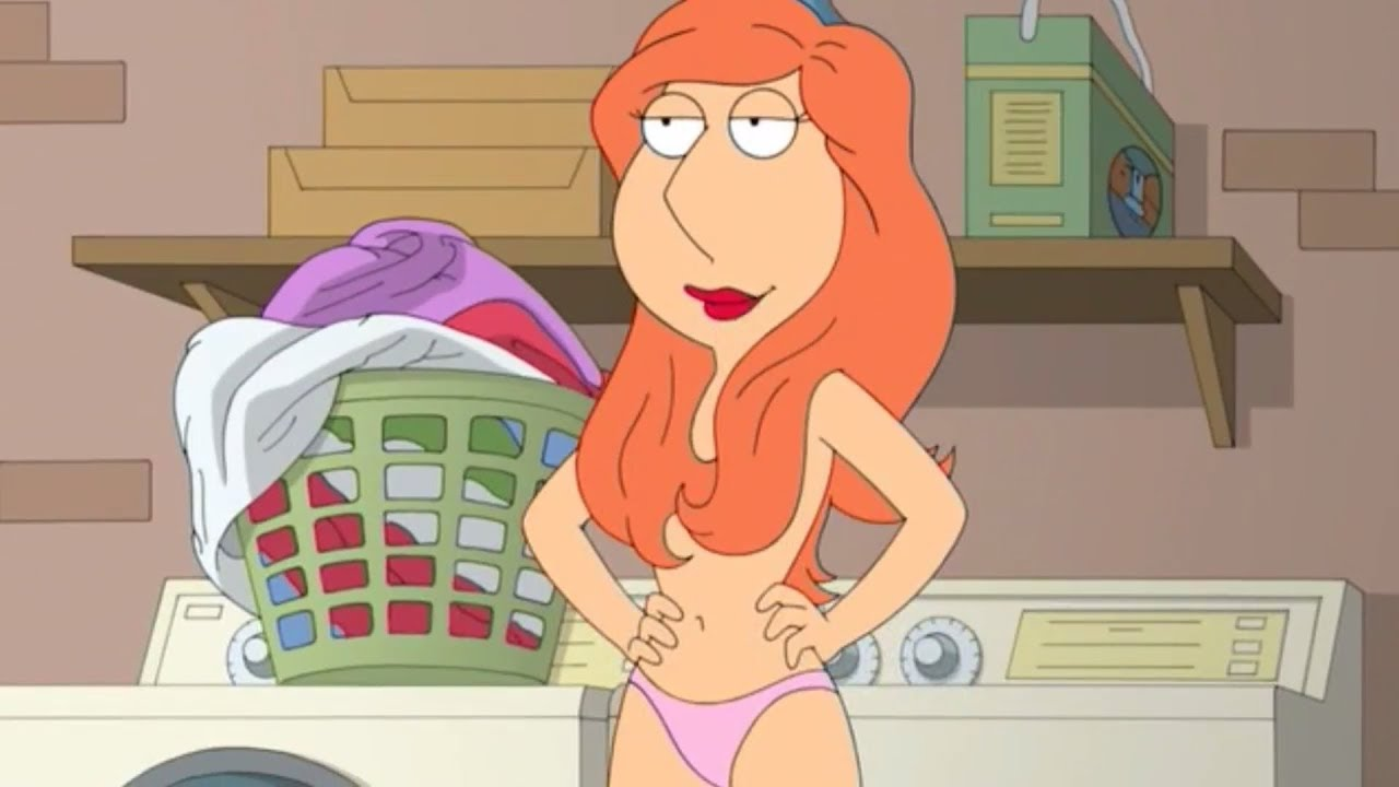 Lois from family guy sexy