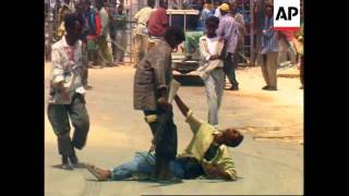 Somalia - Tensions Between Rival Somali Factions