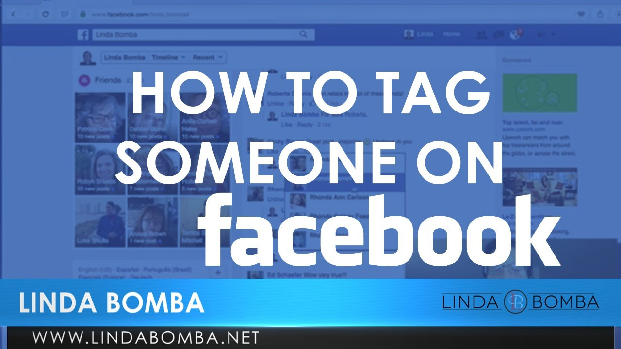 4 Simple Ways to Tag Someone on Facebook - wikiHow