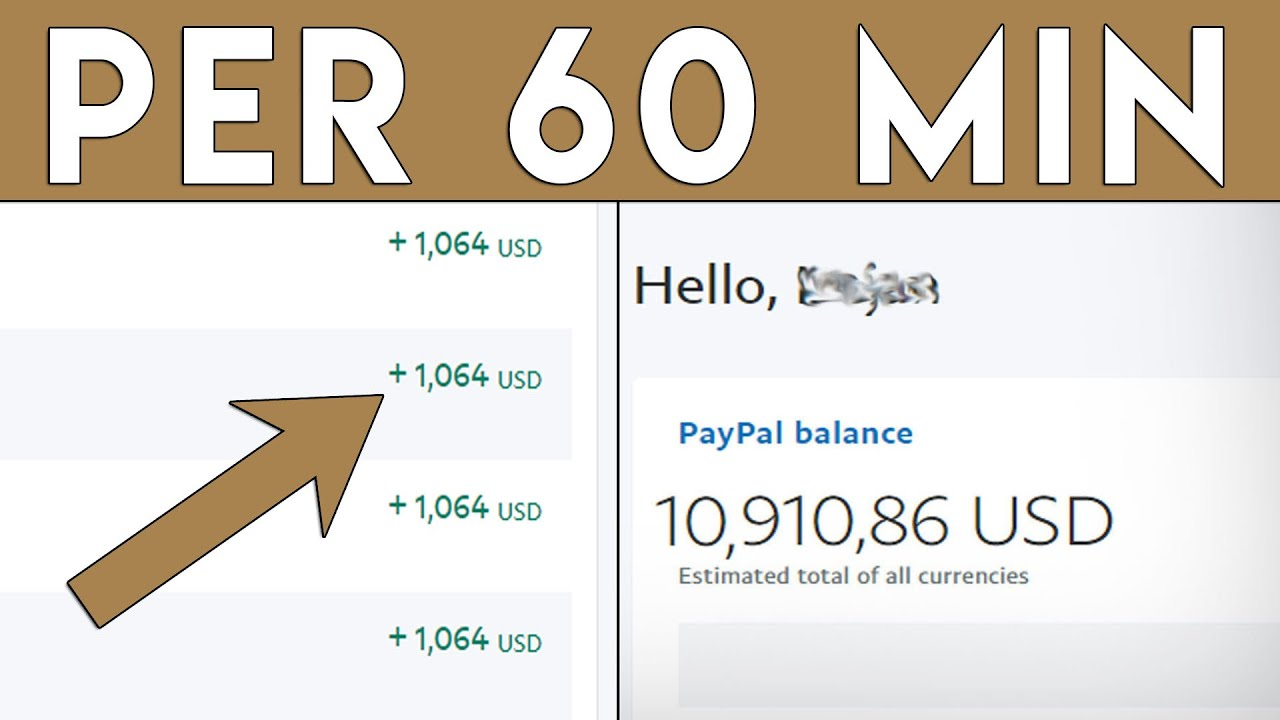 how to earn money in 1 hour