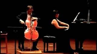 Robert Schumann- 3 Fantasy Pieces for cello and piano