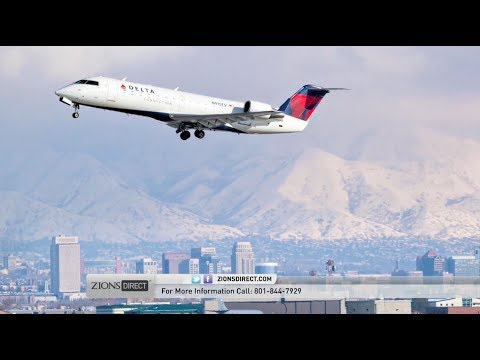 Salt Lake City International Airport - Speaking on Business