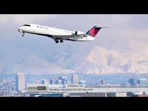 Salt Lake City International Airport - Speaking on Business