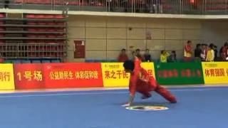 Jiujiebian / Chain Whip - 2014 China Traditional Wushu Nationals