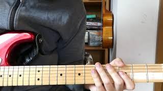Porcupine Tree - Open Car (Guitar Lesson)