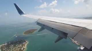 Landing in Key West (EYW)
