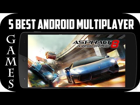 Top 5 Best Online Free Multiplayer Games For Your Android Mobile