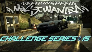 Need For Speed Most Wanted (2005) - Challenge Series #15 - Tollbooth Time Trial