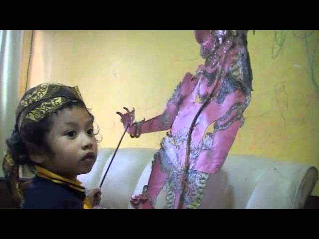 Abelda Capdevilla Wahyudiarta - Dalang Cilik 2 Travel Video