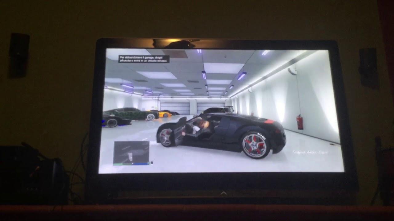Il mio garage gta 5 online parte 2 2 youtube for Progetta il mio garage