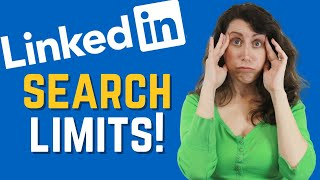 How To Hack LinkedIn Search Limits! [2021] – Getting Around The LinkedIn Commercial Use Limit