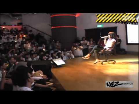 Agnes Monica - Dream Believe And Make It Happen @America US Embassy Jakarta