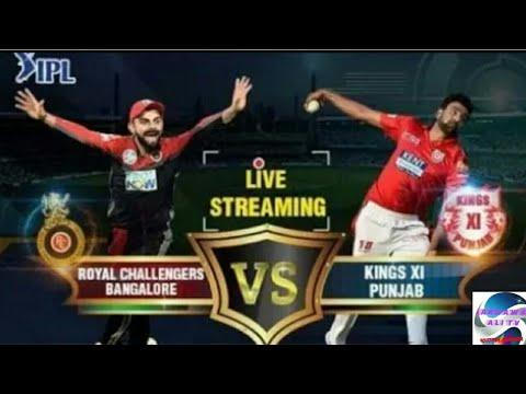 RCB VS KXIP Live Match On Mobile IPL Live Streaming 2018 Sakhawatali Tv