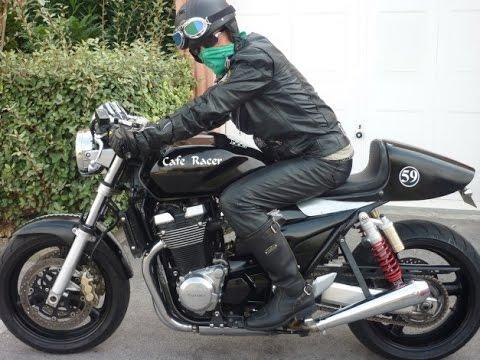 Gsx  Cafe Racer