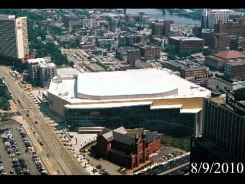 The Rise of Consol Energy Center and the Demise of Mellon Arena