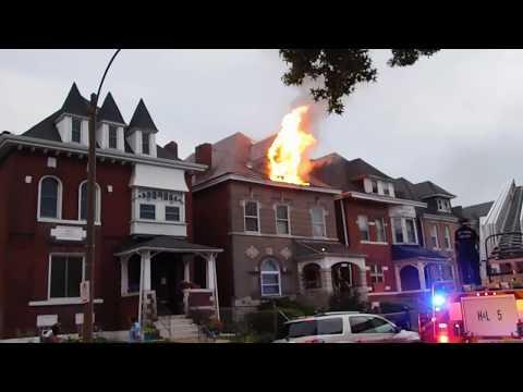St. Louis Fire Dept. 5th District fire