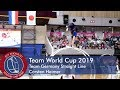 Team World Cup in Gymwheel 2019 Team Germany Carsten Heimer Straight Line